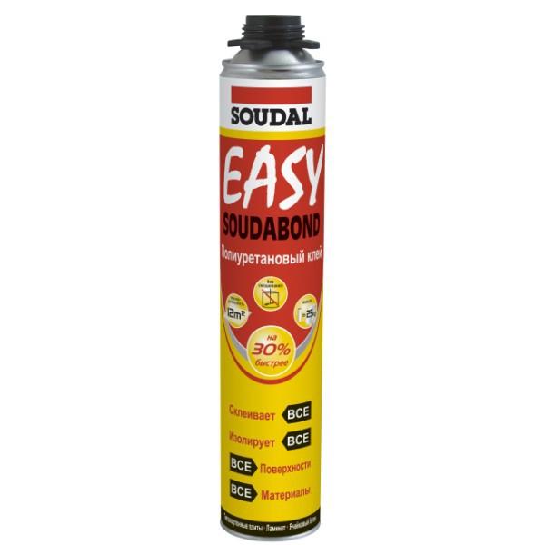 Клей полиуретановый Soudabond EASY GUN