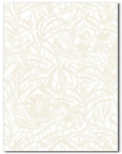 Панель ПВХ 0114/1 Орхидея белая