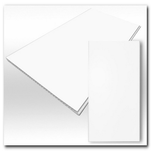Панель STANDART белая матовая