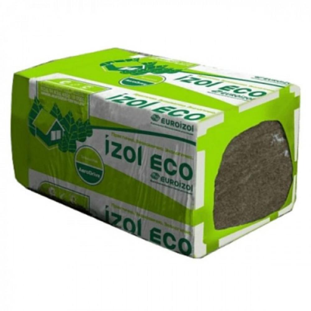ИЗОЛ ЭКО 30 минераловатная плита 1000*600