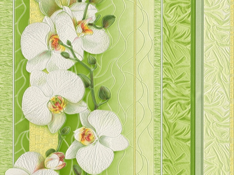 ОБОИ 757037-04 Орхидеи 0,53*10м